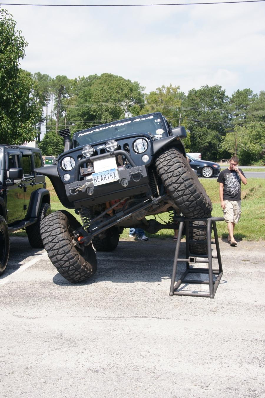 Oc jeep week #2